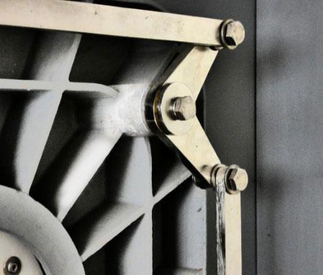 Olcese-Ricci-Naval-door-detail