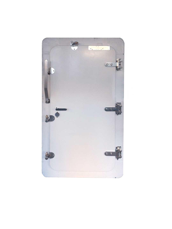 Watertight-weathertight-door